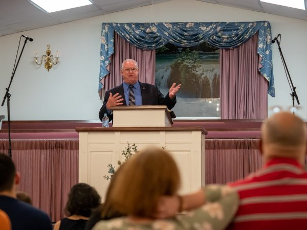 Are You In? | Revival Meeting 2021 with Evangelist Dave Spurgeon - Day 1 Image