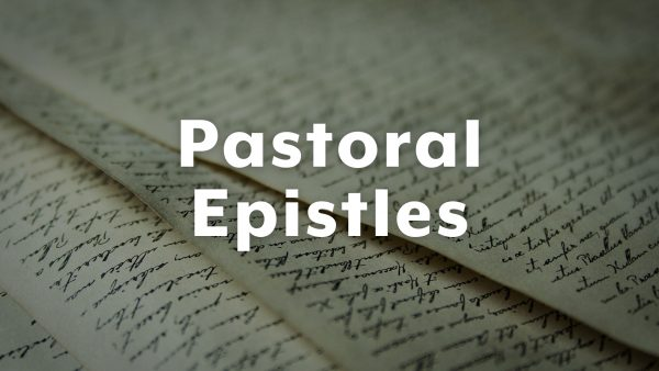 Introduction to 1 Timothy - Part 1 || Pastoral Epistles Image